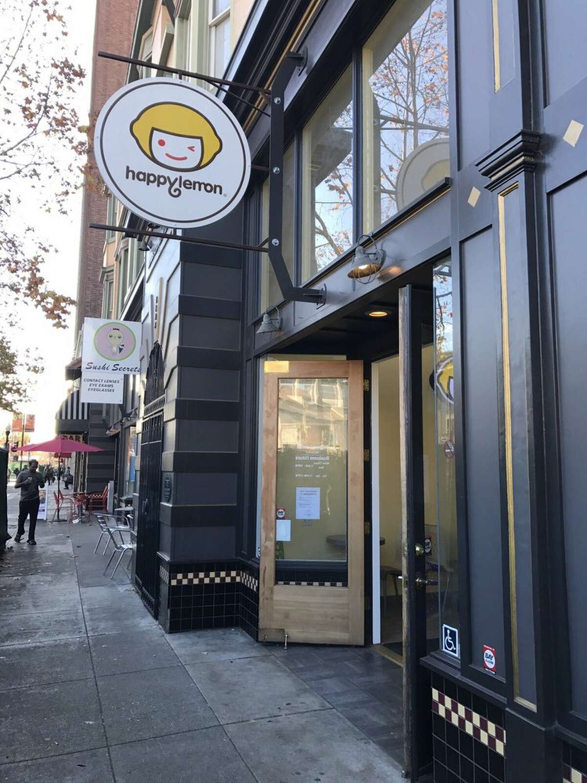 Happy Lemon Location: 2106 Shattuck Ave., Berkeley (510) 984-0074,happy-lemon.com/en/ Price: $3.75 to $5