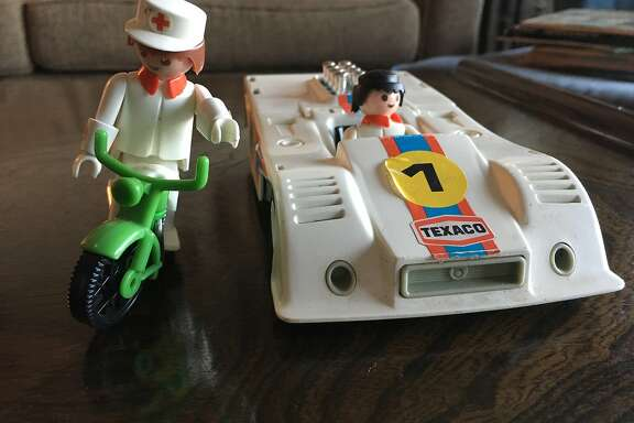 PlayMobil toys for the next generation.