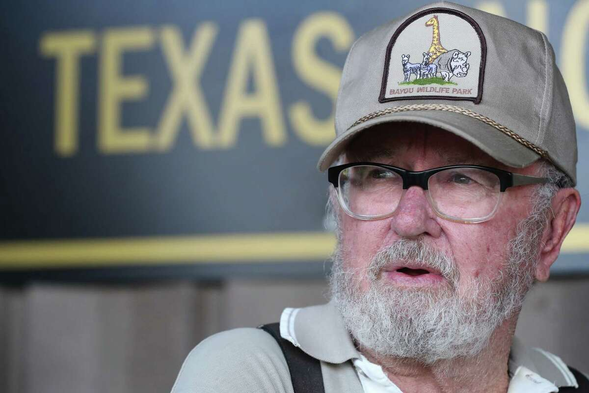 PHOTOS: A day at the zoo in Dickinson Clint Wolston, owner of Bayou Wildlife Zoo, talks about selling his animal reserve Wednesday, Nov. 29, 2017, in Galveston County. See more photos of this local attraction that has delighted generations of kids and families...