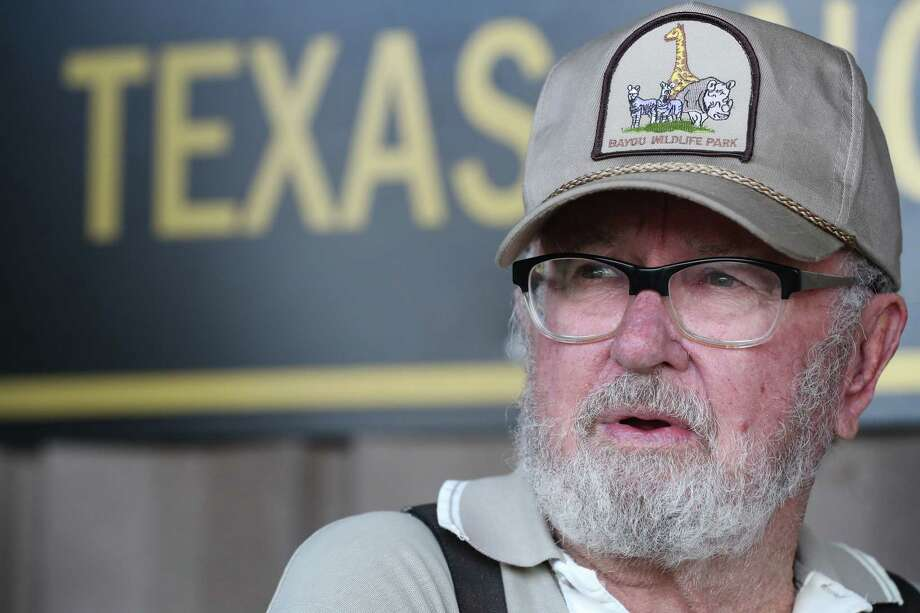 PHOTOS: A day at the zoo in DickinsonClint Wolston, owner of Bayou Wildlife Zoo, talks about selling his animal reserve Wednesday, Nov. 29, 2017, in Galveston County.See more photos of this local attraction that has delighted generations of kids and families... Photo: Steve Gonzales, Houston Chronicle / © 2017 Houston Chronicle