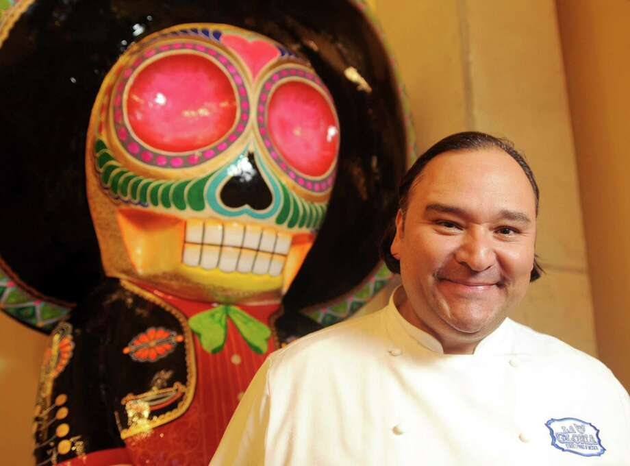 "San Antonio chef Johnny Hernandez will appear on a May 9 episode of the Food Network show ""Beat Bobby Flay."" Photo: Paul Stephen /Staff File Photo"