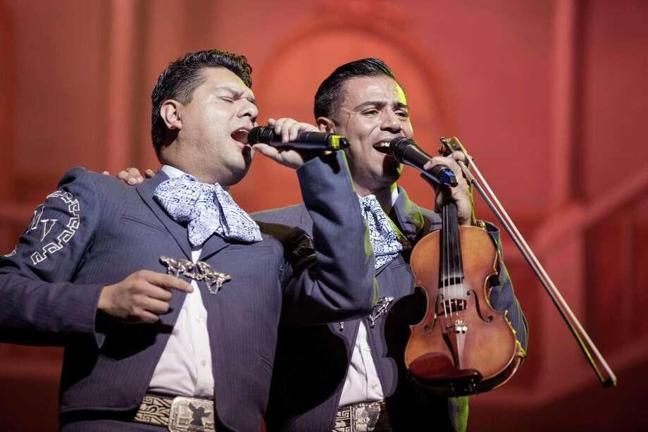 Mariachi Vargas de Tecalitlán headlines the 23rd annual Mariachi Vargas Extravaganza. Photo: Courtesy Photo
