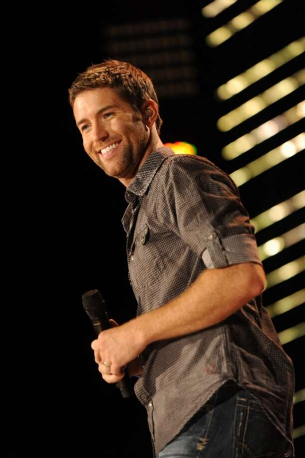 Josh Turner will be taking part in Hot Country Nights at Ballpark Village. Photo: For The Edge