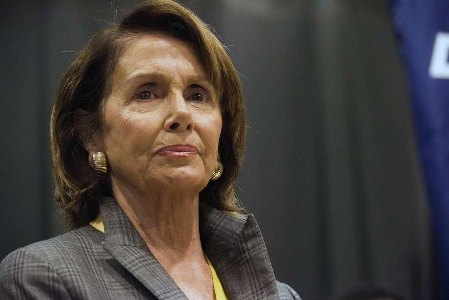 Finally, Pelosi says Conyer must go. called for Conyer's ouster resignations e Minority Leader Nancy Pelosi struggled to answer questions Sunday about harassment allegations against Rep. John Conyers, D-Mich. MUST CREDIT: Washington Post photo by Marvin Joseph Photo: Marvin Joseph, The Washington Post