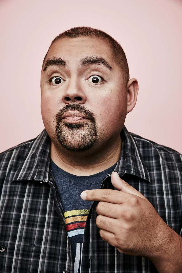 Gabriel Iglesias. 8 p.m. today and Friday at Wagner Noel Performing Arts Center. Photo: Maarten De Boer, Getty Images