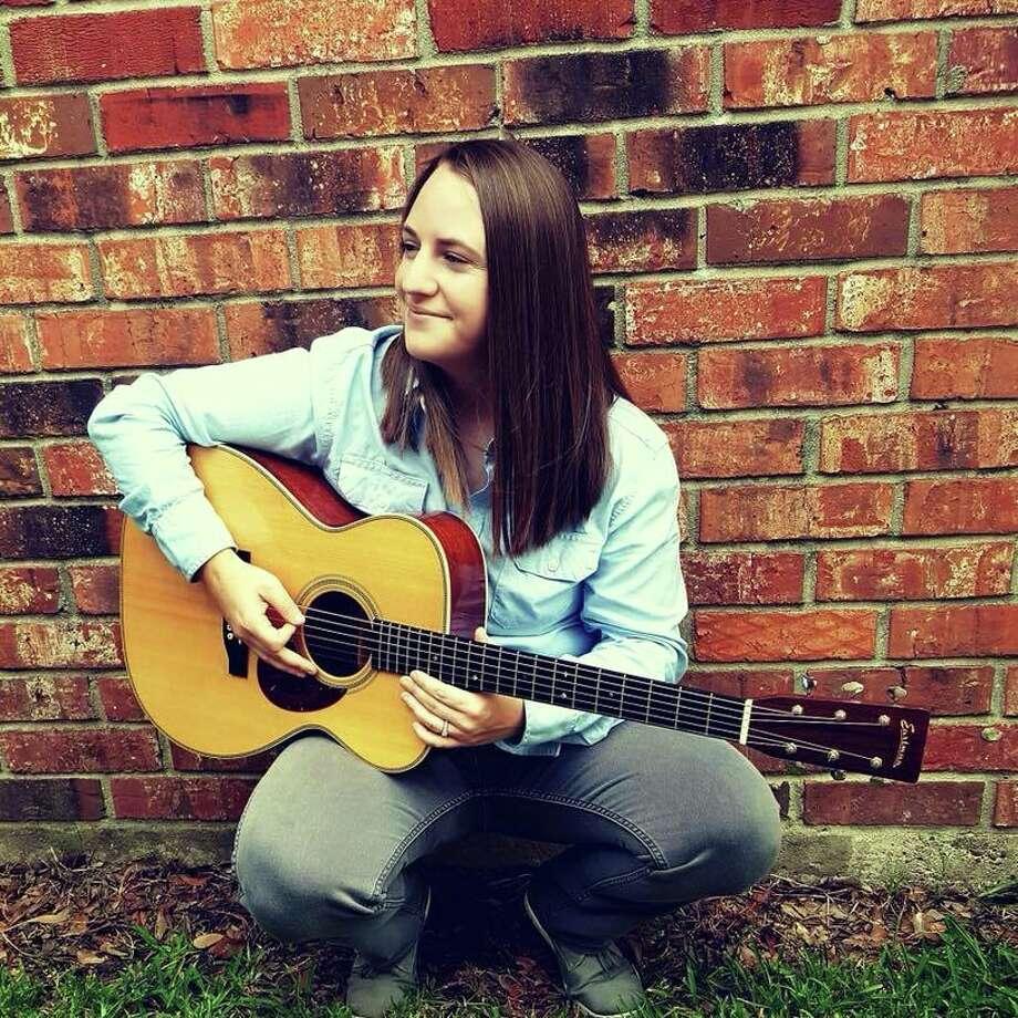 Southeast Texas musician Morgan Mitcham will perform Friday, Dec. 8, 2017 at the Boudain Hut. Photo provided by Morgan Mitcham Photo: Photo Provided By Morgan Mitcham