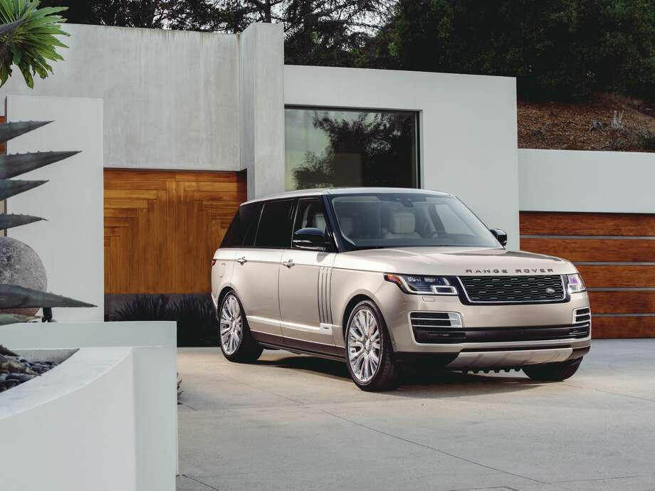 A promotional photograph of the 2018 Range Rover SVAutobiography released on Nov. 28, 2017. Land Rover announced it's super luxe model at the opening of the 2017 Los Angeles Auto Show. Photo: File/Land Rover