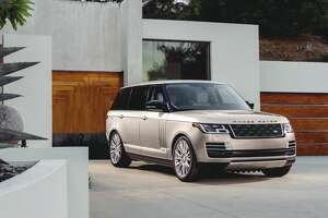 FILE - A promotional photograph of the 2018 Range Rover SVAutobiography released on Nov. 28, 2017. Land Rover announced it's super lux model at the opening of the 2017 Los Angeles Auto Show.