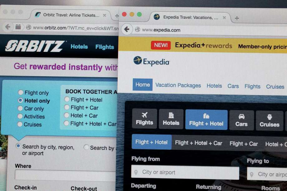 Nearly nine years after the city won a landmark case in which jurors found online travel booking companies, including Expedia.com and Orbitz.com, pocketed hotel occupancy taxes, a federal appeals court has blocked the multimillion-dollar payout San Antonio expected. Photo: Getty Images File Photo / 2015 Getty Images
