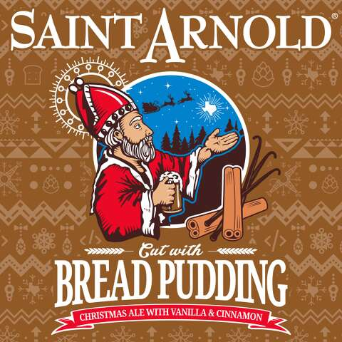 Houston's Saint Arnold Brewing Company just named a new beer