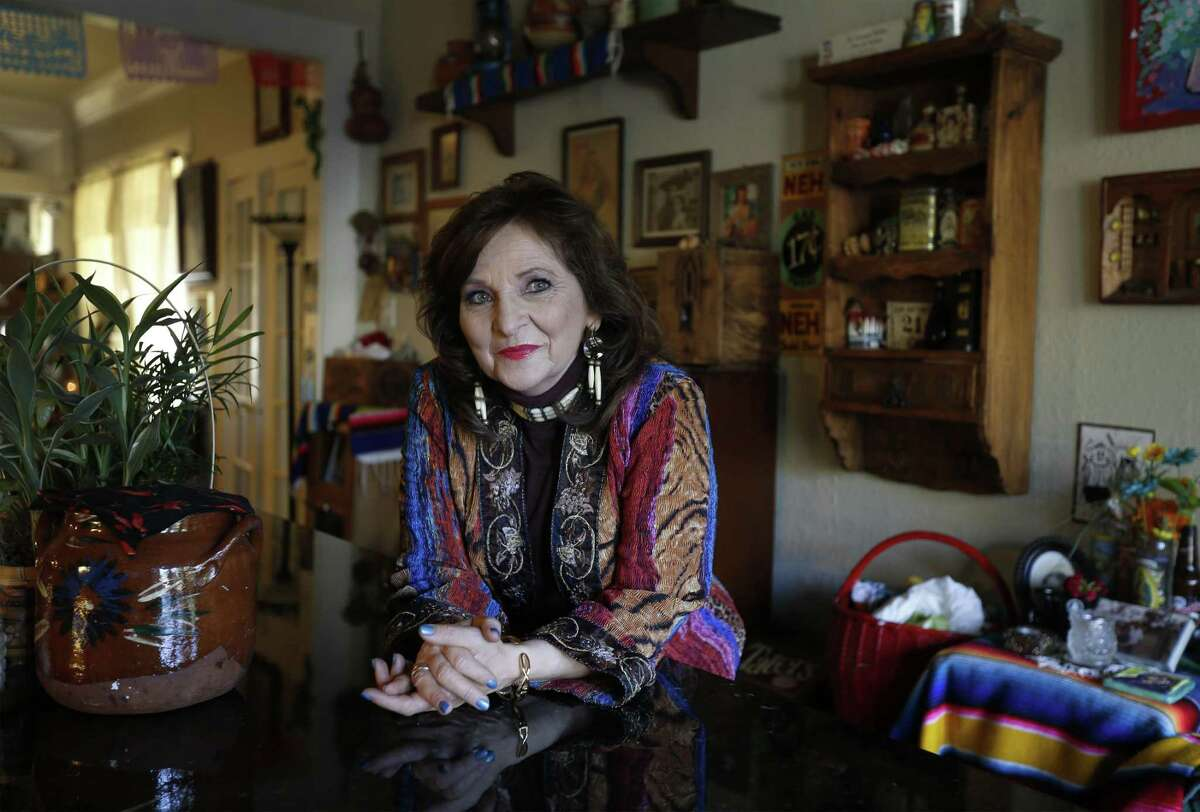 Carmen Tafolla began writing and publishing her poetry during the Chicano movement of the early '70s.