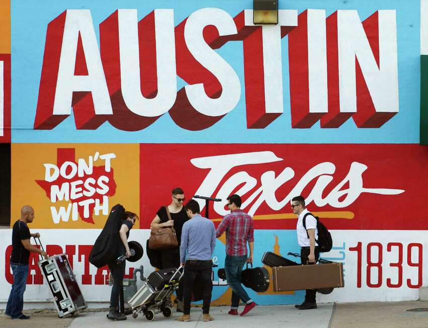 South by Southwest  March 9-18  Austin