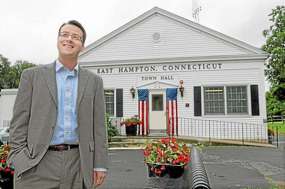 East Hampton Town Manager Michael Maniscalco Photo: File Photo / TheMiddletownPress