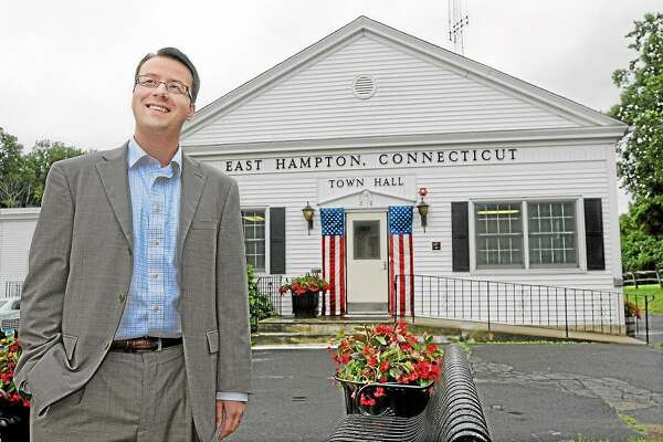 East Hampton Town Manager Michael Maniscalco
