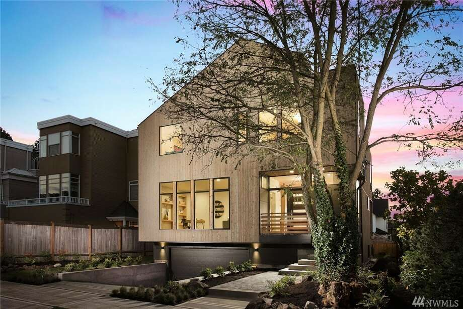 3211 40th Ave. W., listed for $2,360,000. See the full listing below. Photo: Capella Photography