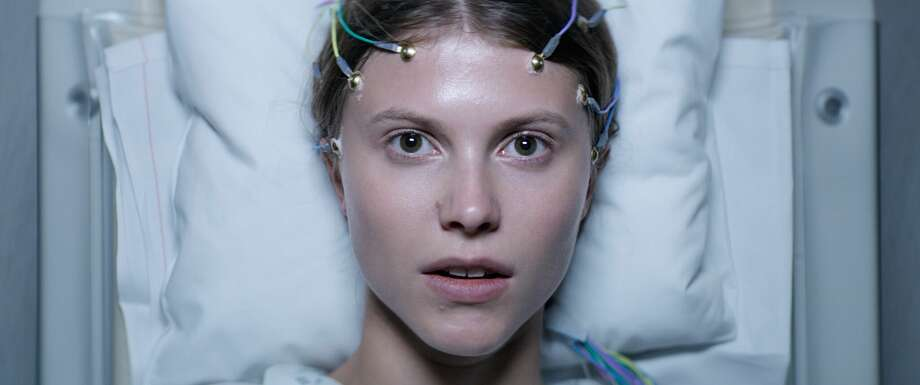 """The Orchard Eili Harboe stars as a student who discovers extraordinary powers in """"Thelma."""""""