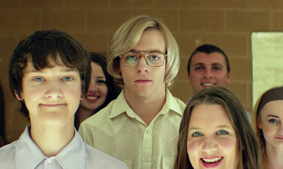 "Ross Lynch, center, as Jeffrey Dahmer in a scene from Marc Meyers' ""My Friend Dahmer."" MUST CREDIT: FilmRise Photo: FilmRise / FilmRise"