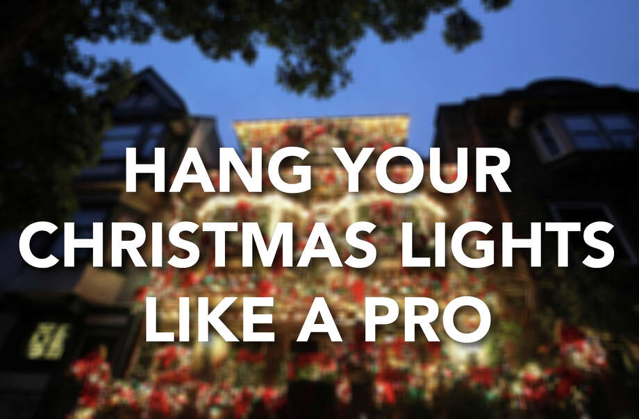 Do you have a plan for hanging your Christmas lights? Here's how to do it like a pro this holiday season.