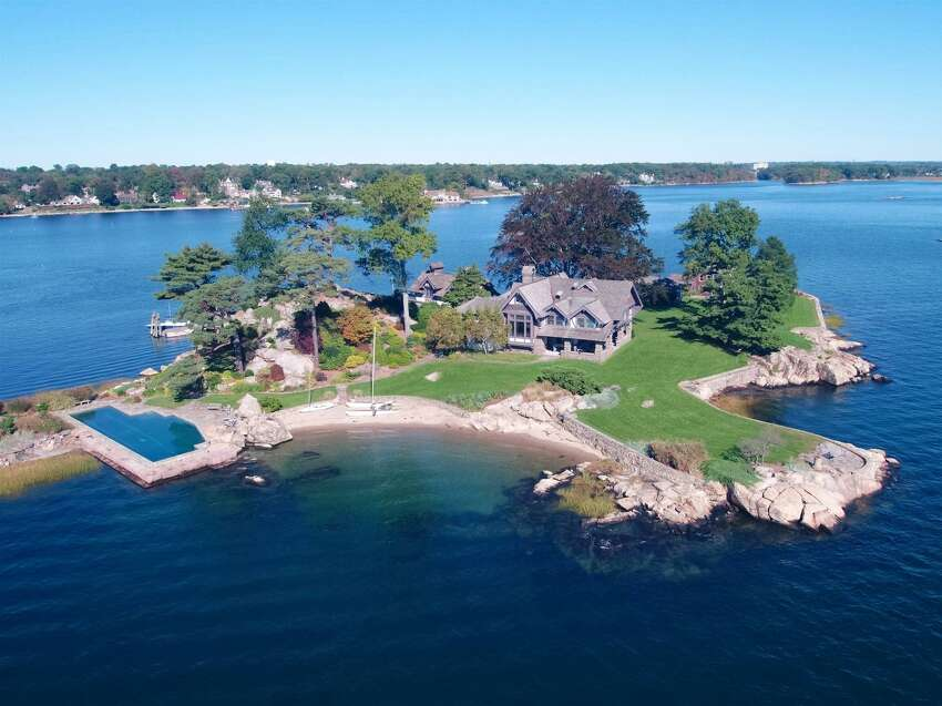 Tavern Island on the market for $8.7 million In November, Tavern Island went back on the market for $8.7 million. Arguably the crown jewel of the Norwalk Islands, the 3-acre oasis has been plagued in equal parts by the perceived challenges of island life and an unparalleled uniqueness that only appeals to very few. The island estate first hit the market in 2012, just a month before Superstorm Sandy blew through the Connecticut coastline. Though the island was virtually untouched, the relatively uncommon weather event decimated the market for such a property. Read more.