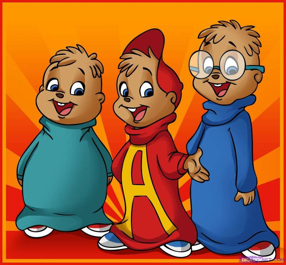 "There are ways to be nice to everyone during the holidays, even those who like Alvin and the Chipmunks' """"The Chipmunk Song."" Photo: File Photo / ONLINE_YES"
