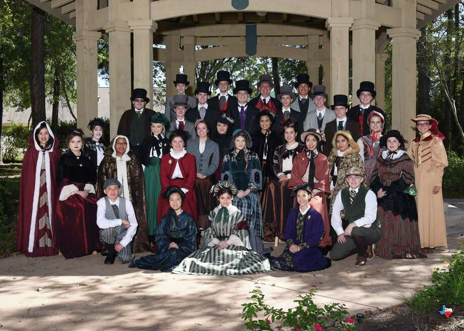The Atascocita High School Madrigal Singers will present their annual Carols of Christmas Concert on Dec. 14 atAtascocita Presbyterian Church. The concert will begin at 6 p.m. Tickets are now on sale for $10. The ticket price includes the concert and a dessert reception. Photo: Courtesy