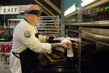 Working in a hot kitchen is serious fun, says Tyler Anderson.