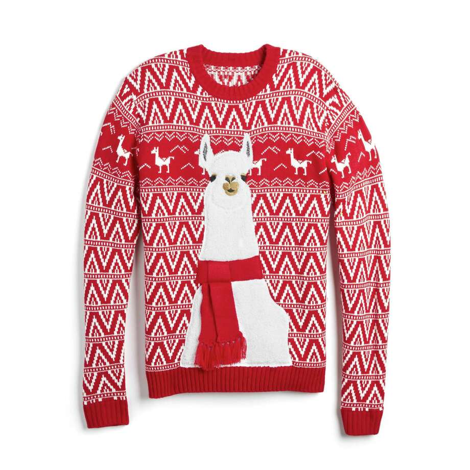 Not all are Christmas sweaters are ugly as much as they appear ironic or quirky, such as these from Kohl's. Photo: Kohls.com / Contributed Photo / Connecticut Post contributed