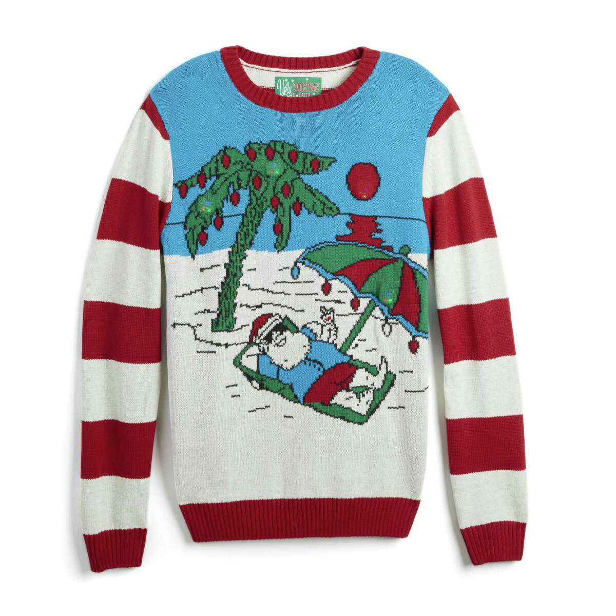 Not all Christmas sweaters are ugly, and many have become more ironic or quirky. Among the retailers featuring them this season is Kohl's.