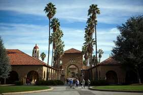Stanford University in Stanford, Calif., Dec. 8, 2014. Leaked documents from a Bermuda-based law firm, Appleby, show that schools have increasingly turned to secretive offshore investments, which let them swell their endowments with blocker corporations, and avoid scrutiny.