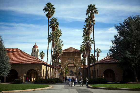 Stanford University in Stanford, Calif., Dec. 8, 2014. Leaked documents from a Bermuda-based law firm, Appleby, show that schools have increasingly turned to secretive offshore investments, which let them swell their endowments with blocker corporations, and avoid scrutiny. (Max Whittaker/The New York Times)