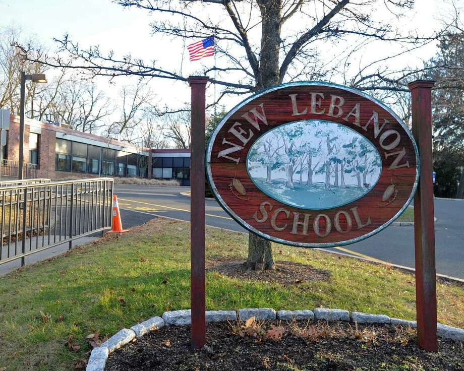 New Lebanon School in the Byram section of Greenwich, Conn. Photo: Bob Luckey / Bob Luckey / Greenwich Time