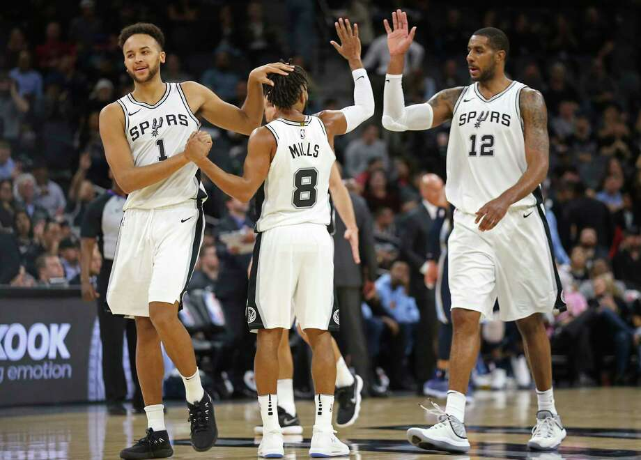 0c0a517db Anderson headed to Memphis after Spurs decline to match offer - San ...