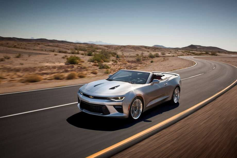 Take a day for yourself in a shiny convertible! Photo: Hertz