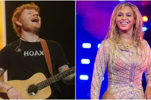 Ed Sheeran and Beyonce have teamed up for a new duet.
