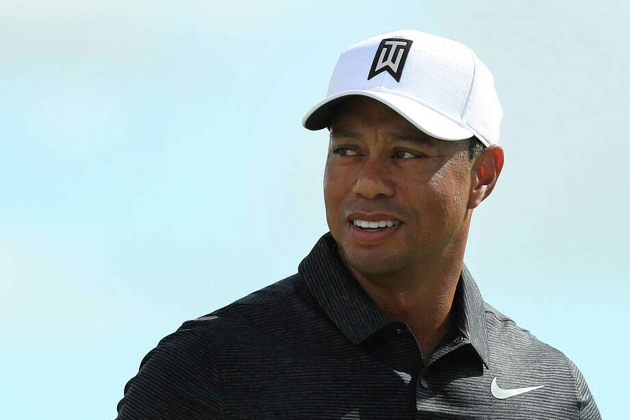 Tiger Woods makes strong injury return