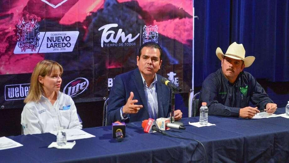 El alcalde Enrique Rivas mencionó que la reunión trata de celebrar la tradición culinaria más importante del norte del país. Photo: Foto De Cortesía /Gobierno De Nuevo Laredo
