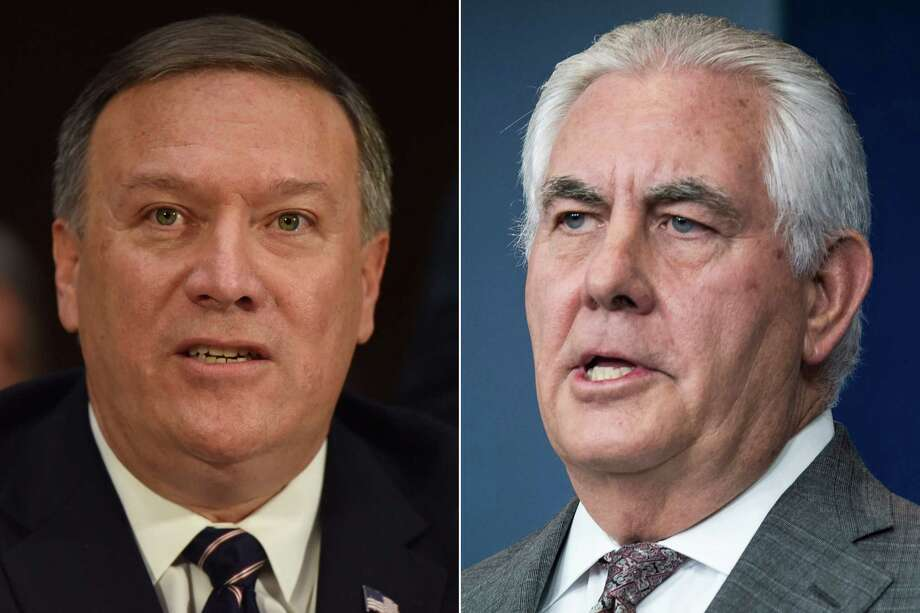 As Trump Readies Sweeping Tax Reform >> White House Plan To Oust Tillerson Could Elevate Trump Loyalist