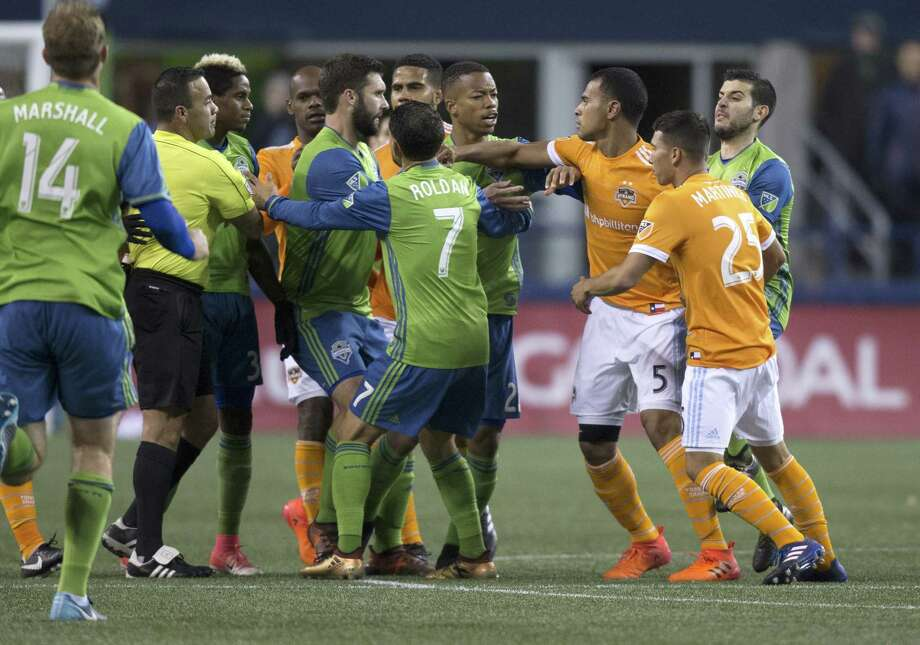 25 30 Seattle: Free Kicks: Reaction To The Dynamo's 3-0 Loss To Seattle