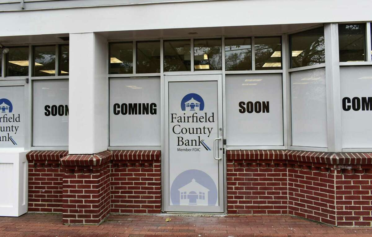 Fairfield County Bank filed notice in November 2017 to relocating its Post Road branch in Fairfield to 2000 Post Road in Fairfield, from the branch's existing location at 1312 Post Road.