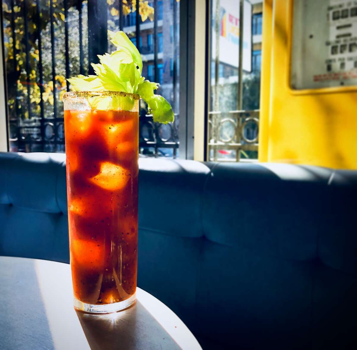 Better Luck Tomorrow, the Heights bar from bartender Bobby Heugel and chef Justin Yu, will begin weekend brunch service Dec. 2. Brunch will be offered Saturday and Sunday 11 a.m. to 3:30 p.m. Shown: Brunch Bloody Mary.