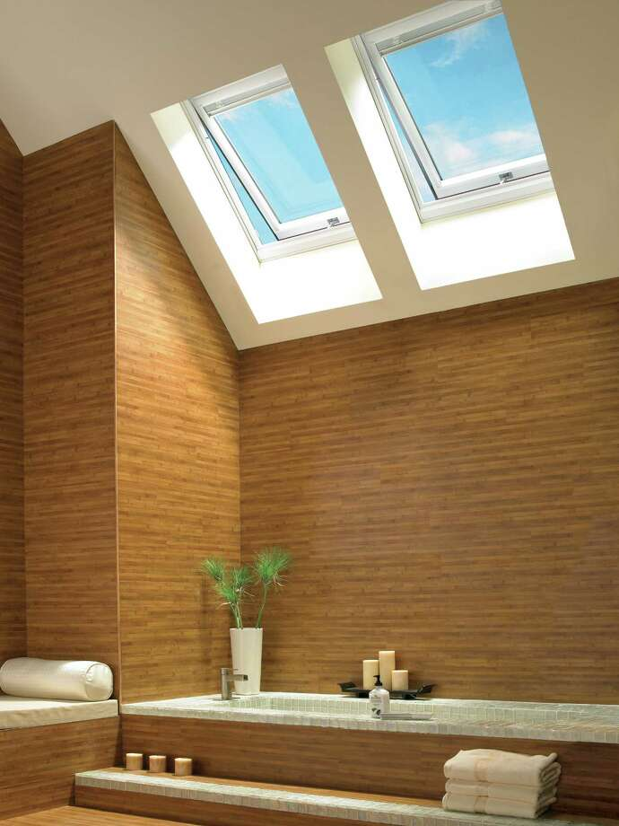 A new skylight can change the feel of a room, making it brighter and appear more spacious. Photo: Courtesy Of Innovative Skylights