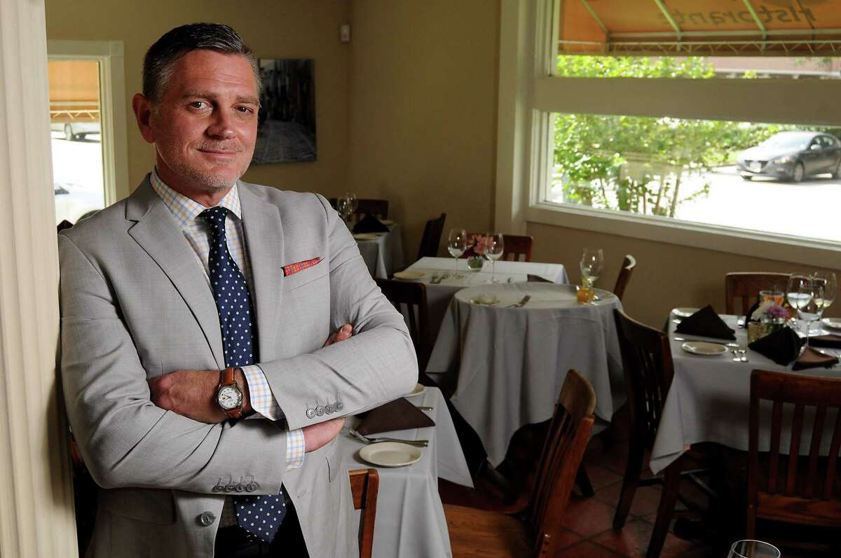 Owner Shannon Scott at Sud Italia Ristorante at 2347 University.
