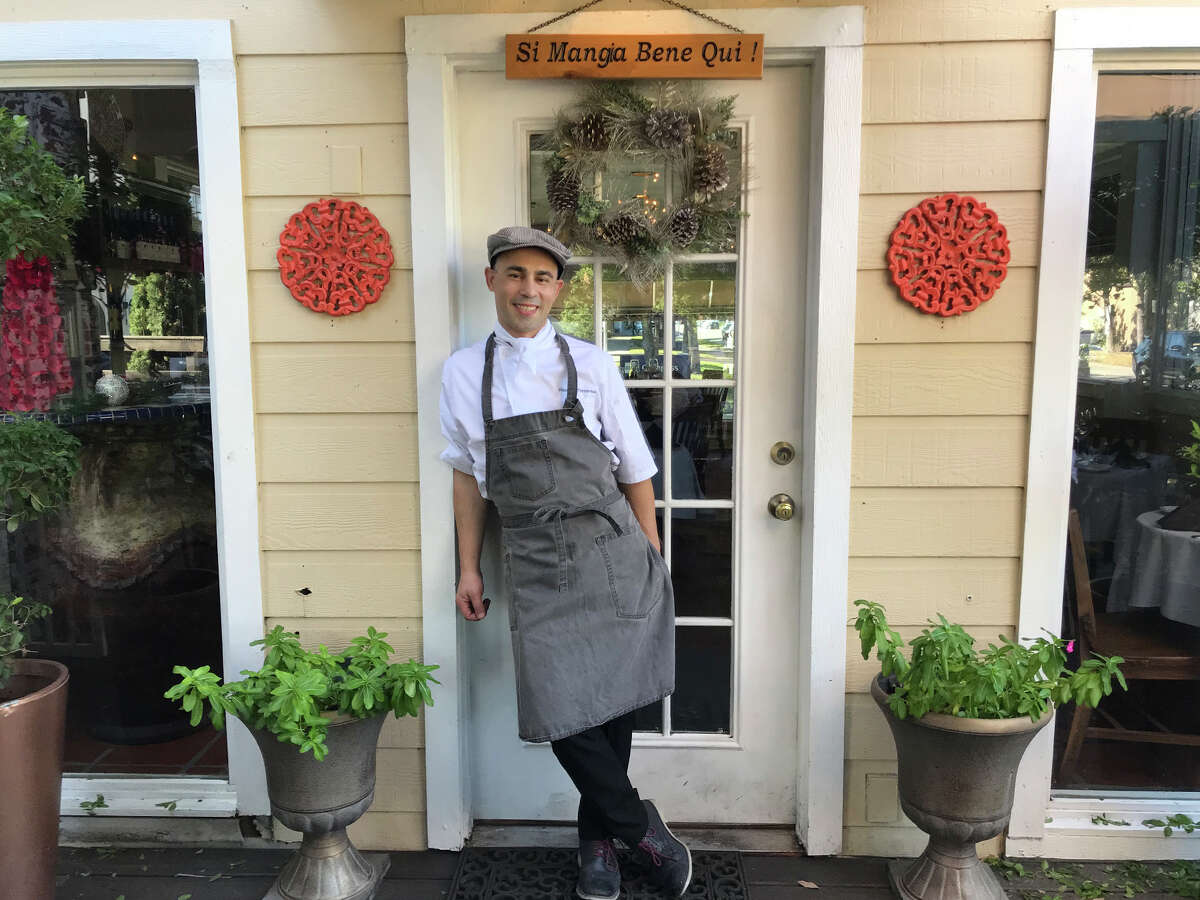 Maurizio Ferrarese, formerly executive chef of Quattro at the Four Seasons, is the new chef at Sud Italia restaurant in Rice Village.