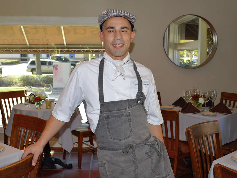 Maurizio Ferrarese, formerly executive chef of Quattro at the Four Seasons, is the new chef at Sud Italia restaurant in Rice Village. Photo: Courtesy Photo