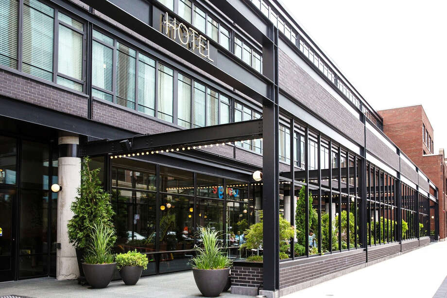 When opening a property in a new city - for instance, Chicago - Ace Hotel forges relationships and collaborates with community organizations. Photo: Ace Hotel / The Washington Post