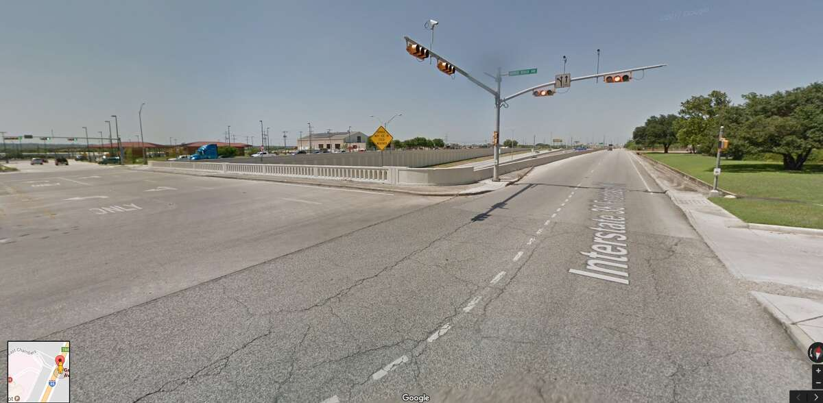 Interstate 35 Beginning at 8 p.m., Friday, Dec. 15 through 5 a.m., Monday, Dec. 18 The main lanes of Interstate 35, both directions, between George Beach Avenue and Randolph Boulevard. Alternating lanes will close, two at a time, while crews resurface the road.