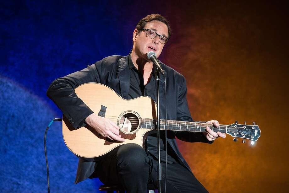 Popular comedian Bob Saget will bring his new touring standup show to Berkeley's UC Theatre on Saturday, Dec. 9. Photo: Brian Friedman