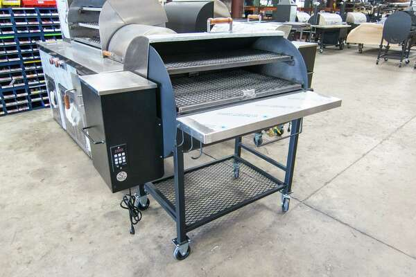 Pellet smokers are all the rage for backyard barbecue cooks