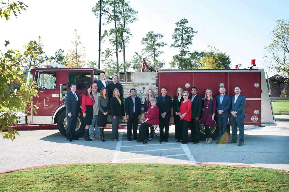 L Squared Engineering, LLC, was named to the 2017 Aggie 100 list this fall. The company has offices in Montgomery, Cleveland and The Woodlands. Photo: Submitted Photo