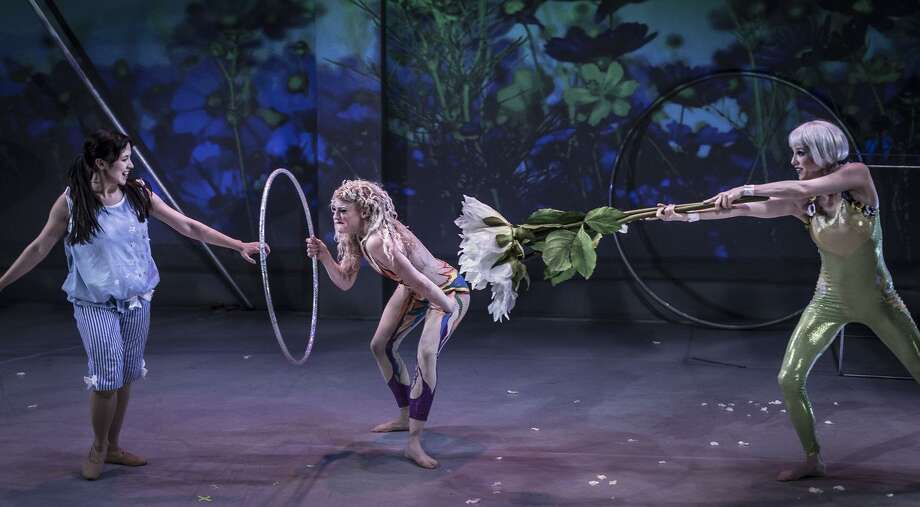 """Cirque-tacular's """"Snowkus Pocus"""" will be at the Ridgefield Playhouse on Dec. 9 for an afternoon and evening performance. Photo: Cirque-tacular / Contributed Photo / Mark Shelby Perry 2016"""
